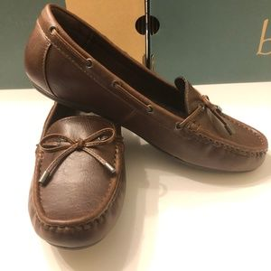 b.o.c. Women's Coffee Brown Loafers Size 9.5